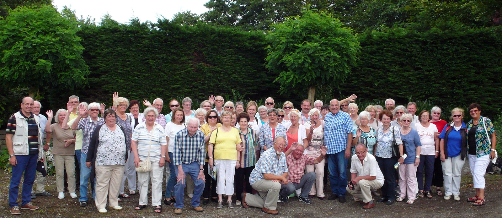 Giethoorn Tolle Truppe in Giethorn